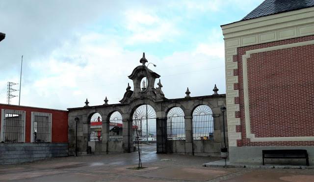 Ermita, edificios de interés en Madrid
