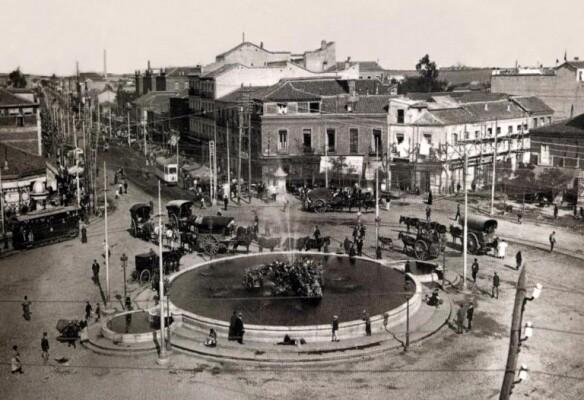 Inicios del distrito de Tetuan en 1915