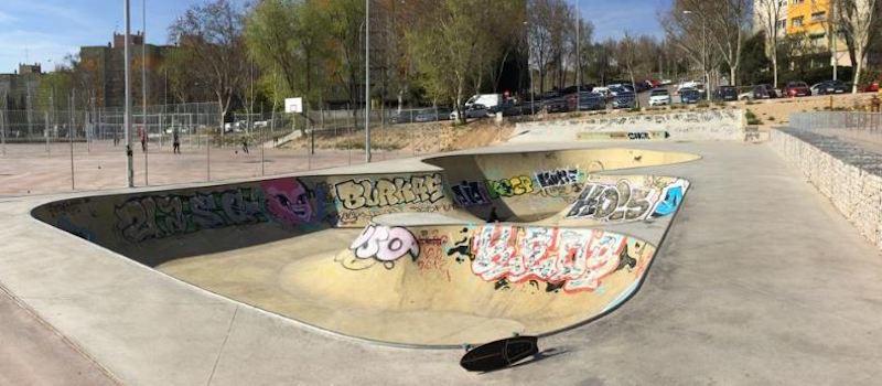 Skatepark en Fuencarral | Sector inmobiliario en Madrid