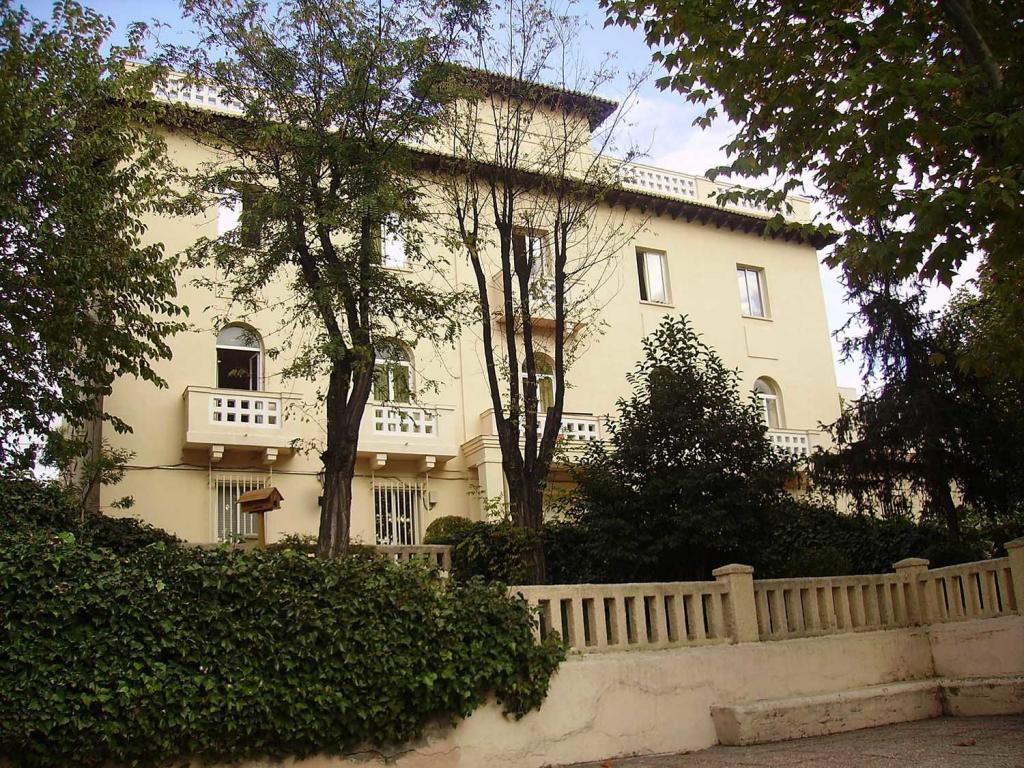 Villa Rubín, residencia de Arturo Soria