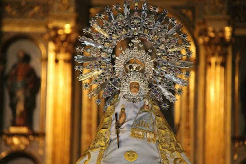 Virgen de Valverde patrona de Fuencarral