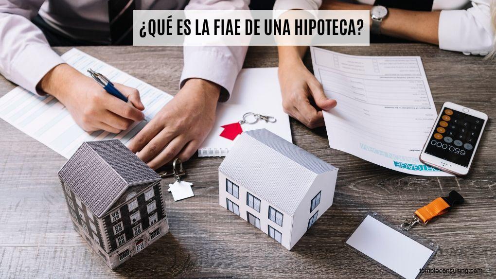 fiae de una hipoteca