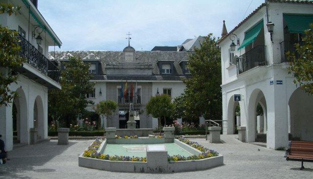 Casa consistorial del municipio