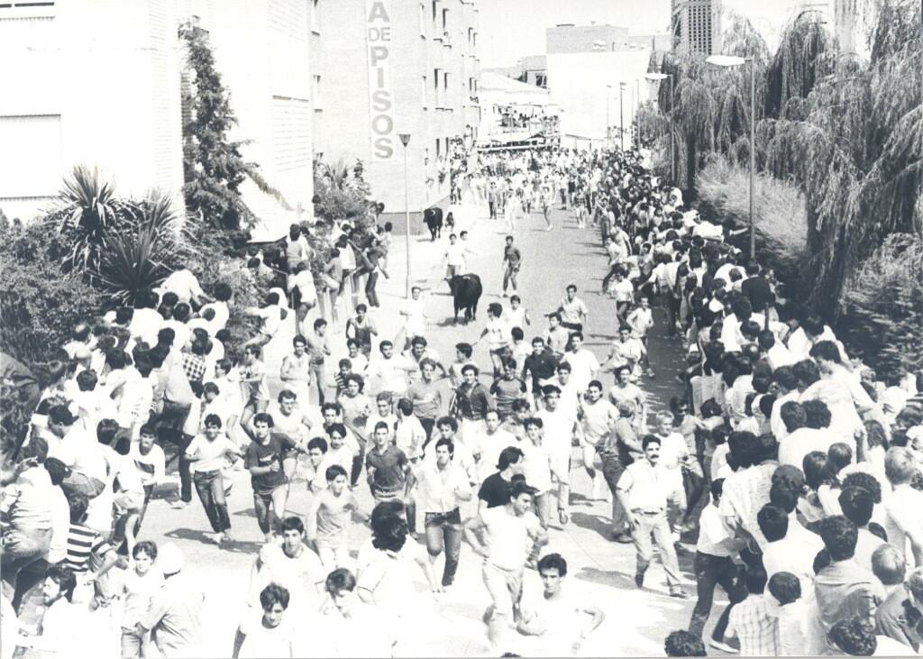 Fiesta de Majadahonda siglo XX