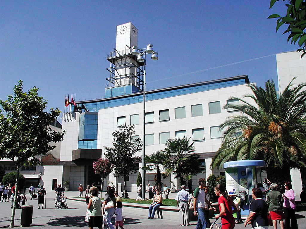Imagen del Consistorio Municipal de Getafe