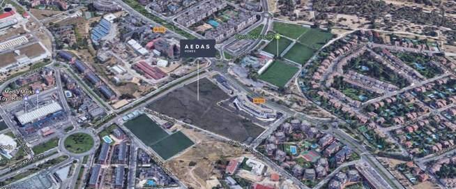 Proyecto residencial Quian de Aedas en Majadahonda