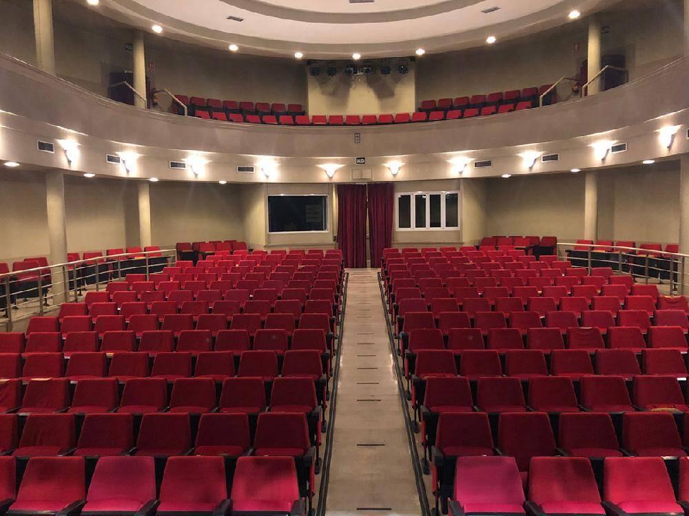 Teatro de la Casa de la Cultura de Majadahonda