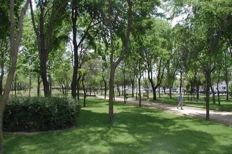 Parque Perales del Río en Getafe