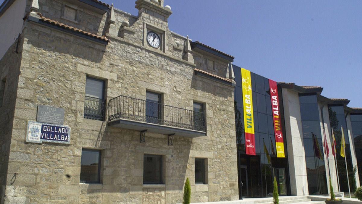 Casa consistorial del municipio madrileño de Collado Villalba