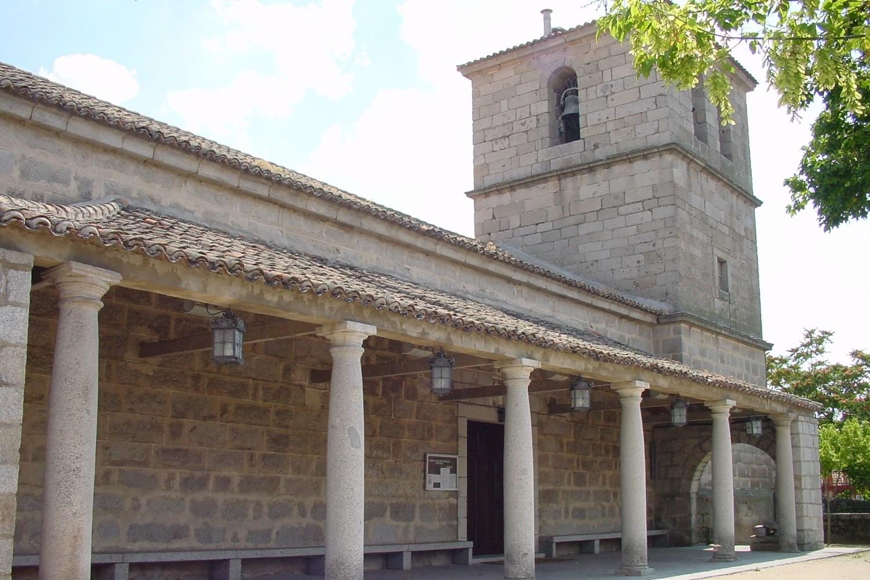Iglesia de Nuestra señora del Enebral
