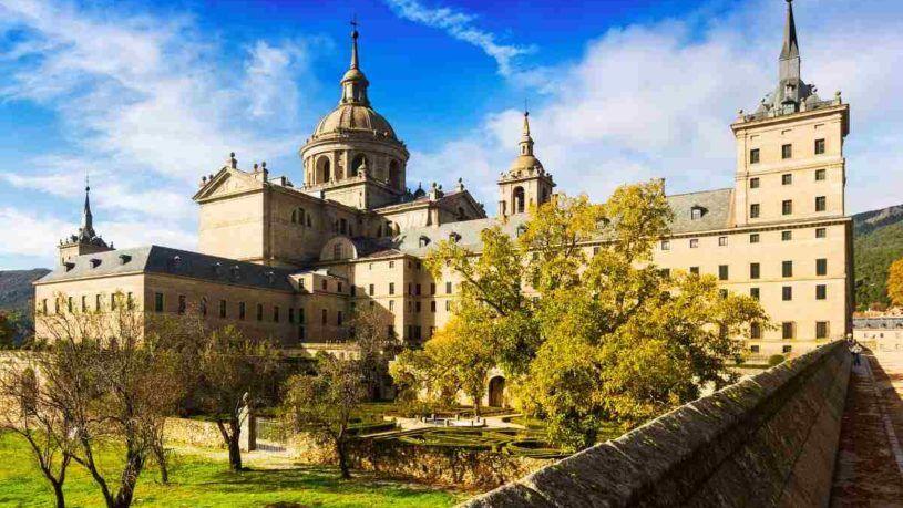 Monasterio de El Escorial, Patrimonio Nacional