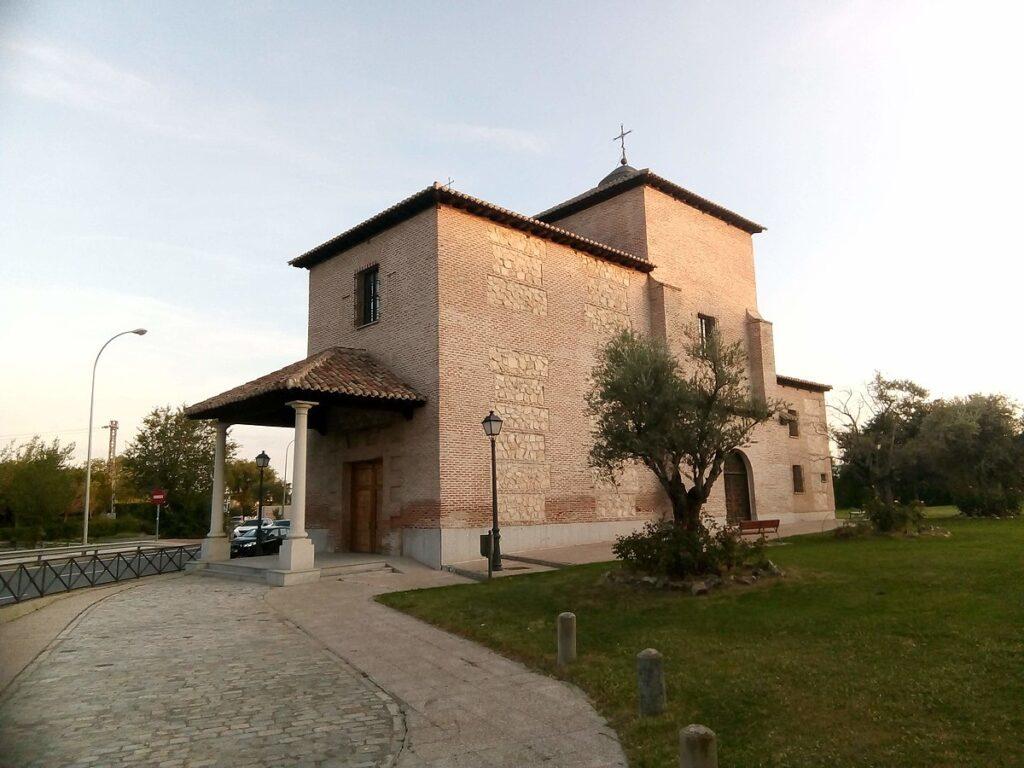 Ermita de Nuestra Señora de la Soledad en Barajas