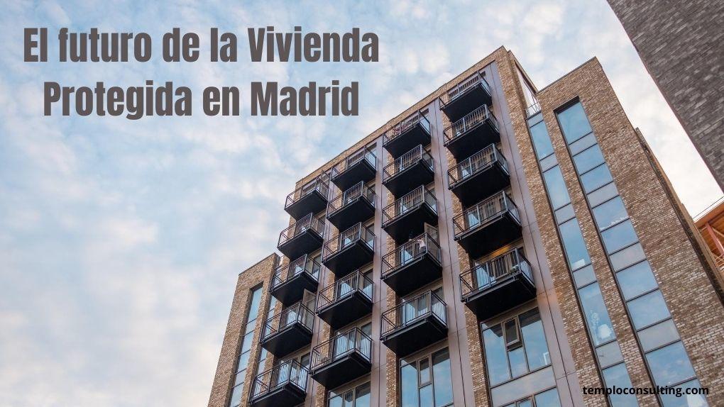 La vivienda protegida en Madrid, nuevos planes e inversiones