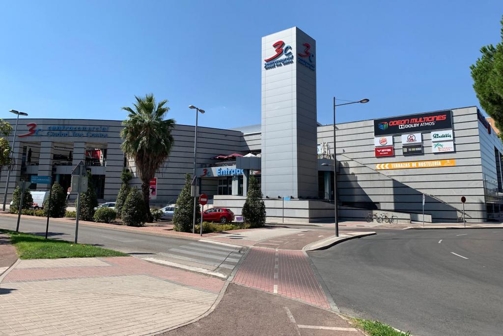 Centro Comercial Tres Cantos, Madrid