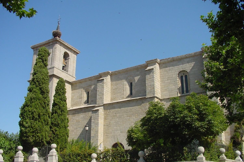 Iglesia Nuestra Señora de la Asunción en Valdemorillo