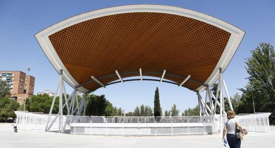 Auditorio del Parque de Aluche