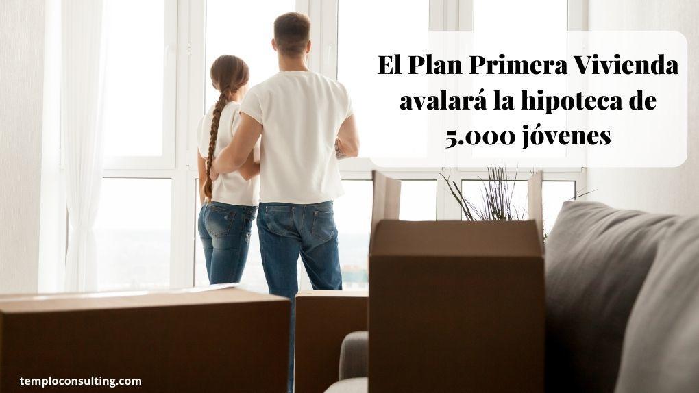 La Comunidad de Madrid lanza el Plan Primera Vivienda para avalar a 5.000 jóvenes