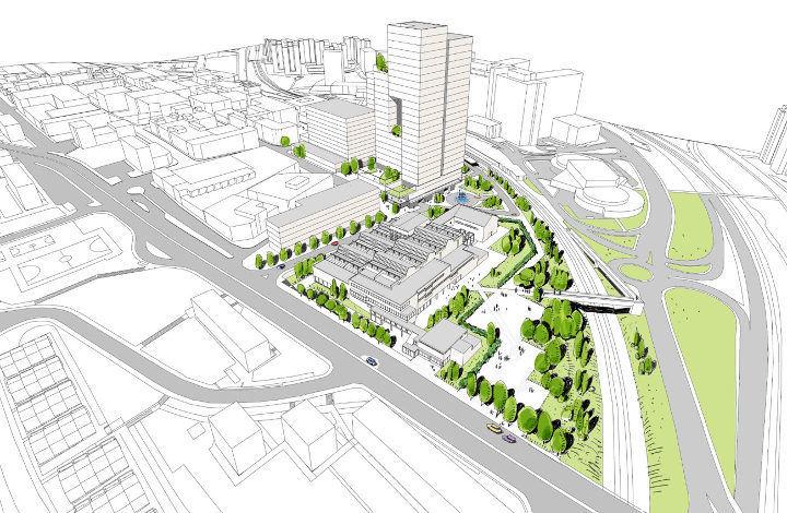 Proyecto definitivo de Ciudad Clesa